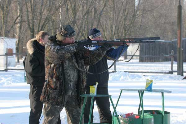 Shotgun Shooting #kievstag #shooting
