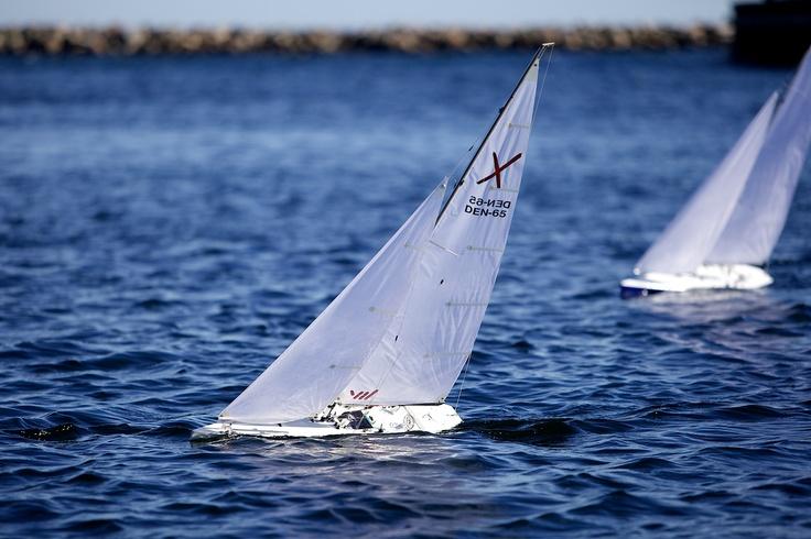 Seawind (model) sailing in my local harbor