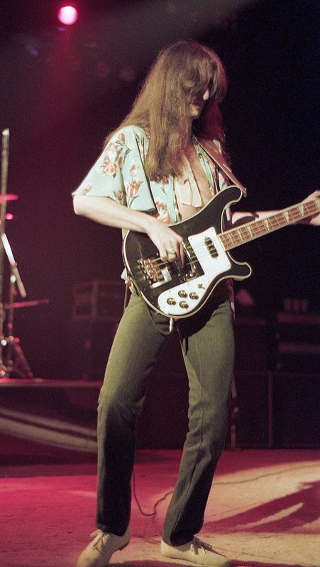 Rush 'Hemispheres' Tour Pictures - Hammersmith Odeon - London, England - May 5th, 1979