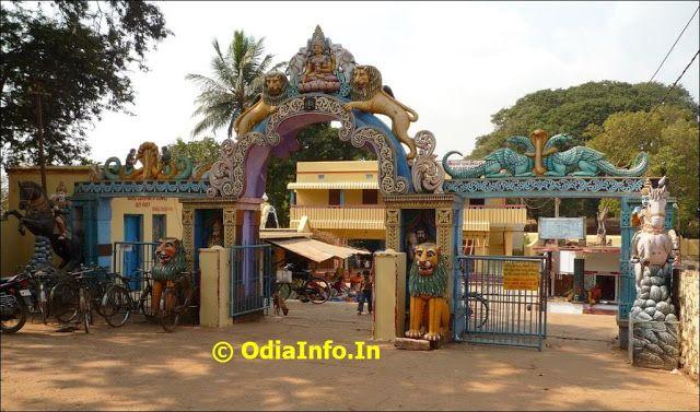 Loknath Temple Of Puri ~ OdiaInfo.In