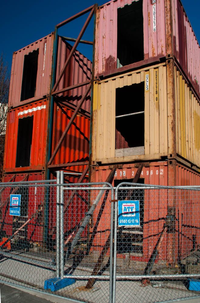 Shipping Container Homes - Trendy or Trashy