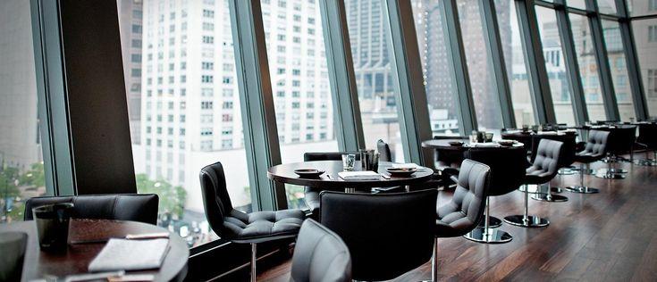 NoMi Kitchen at Park Hyatt Chicago
