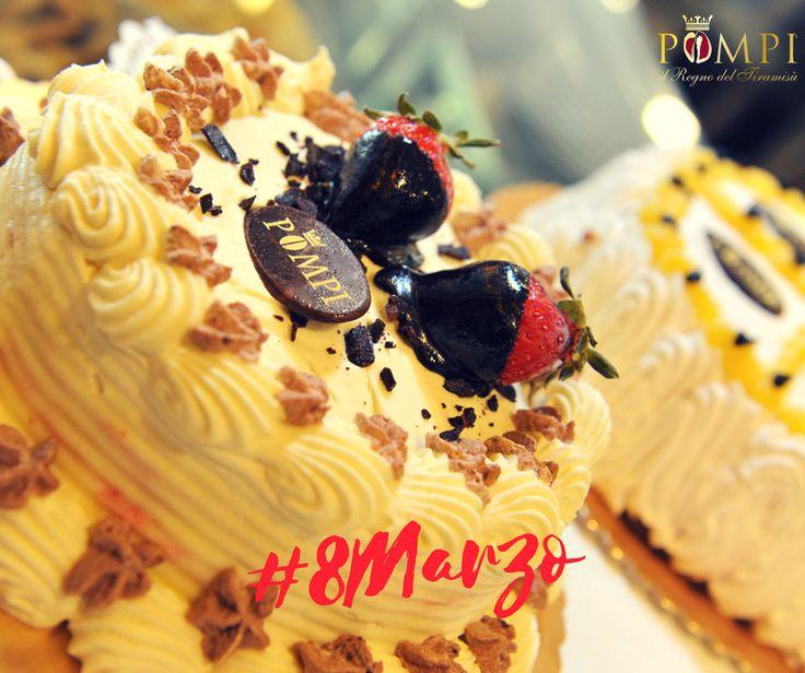 #cake #Women'sday #love #pompi