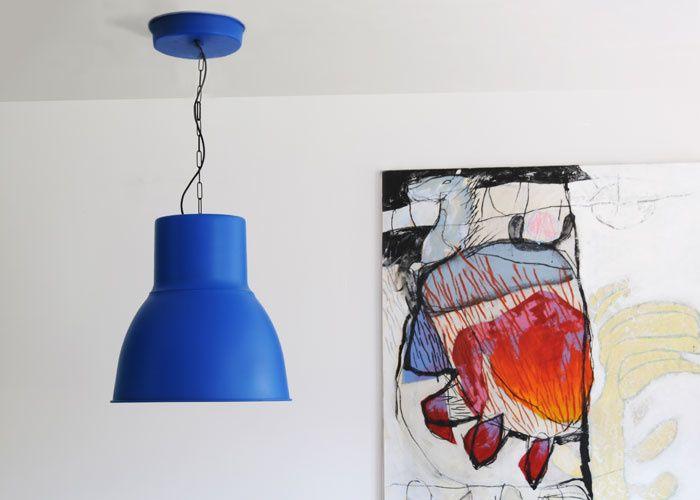 Lampe lackieren mit ADLER VariColor - Tipps & Tricks zum Selbermachen