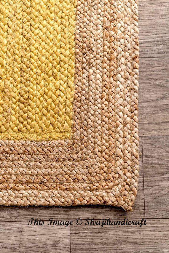 Sisal óptica plana tejidos outdoor alfombra interior y exterior marrón beige crem