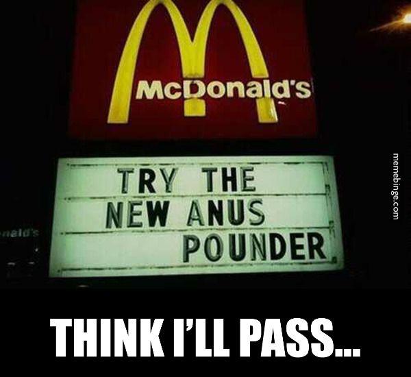 McDonald's sure knows how to market. @J.D Brutal  @Chris Cote Bennett @Dan Sneigoski Conway @Austen Krill Jane @crs Mariee