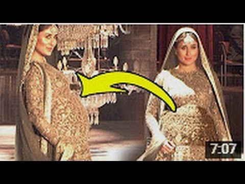 Fully Pregnant Kareena Kapoor Walks The Ramp At Lakme Fashion Week 2016…