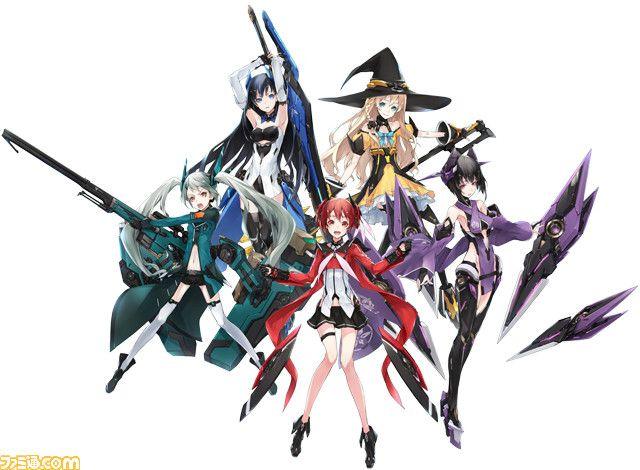 "Toei y Gust revelan la aplicación Kakuchou Shoujo Kei Trinary que ""entrecruza Anime con RPG""."