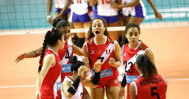 cc593f1a34439 Perú clasificó a semifinales de la copa panamericana de voleibol femenino  U23 al derrotar por 3