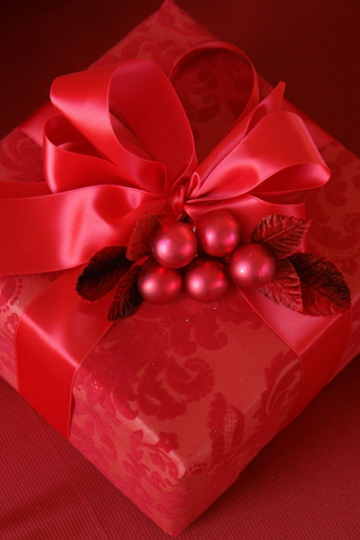 Gift Wrap ~ Red                                                                                                                                                                                 More