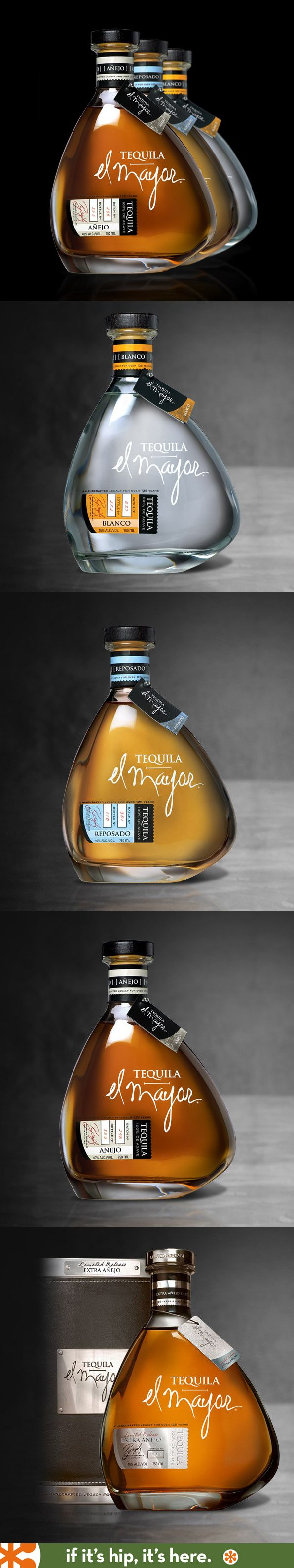 El Major Tequilas. The night before he meets Luz de Maria, Eddo has a lonely night with a bottle of tequila . . .