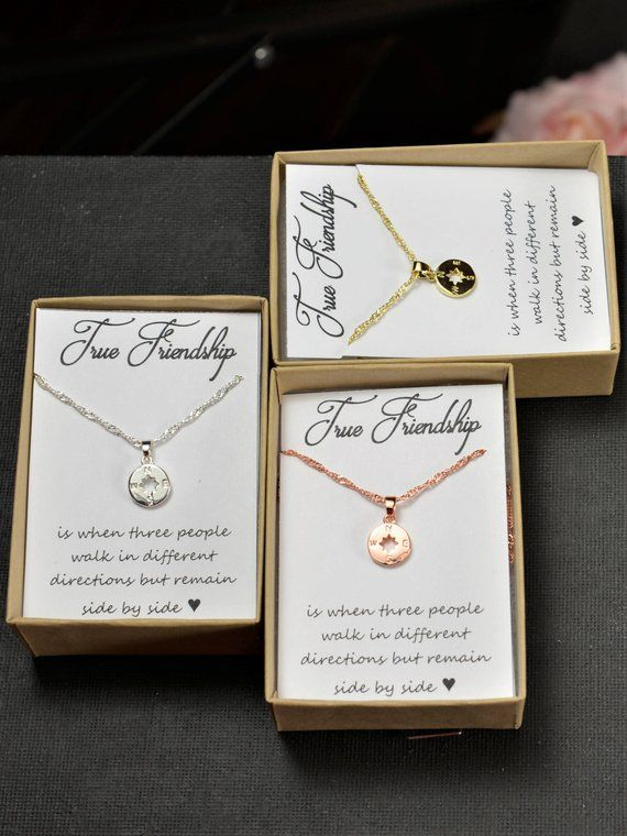0b734aa660c3d Sister Gift Sister Bracelet/Necklace gift 2 3 4 5 6 7 three Sisters ...