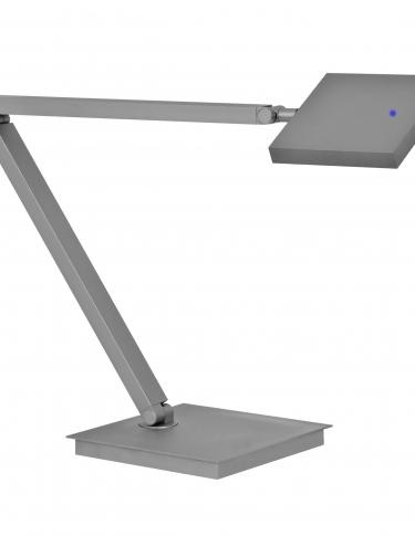 Mondoluz's second-generation Rhombus task light with built-in intelligence allows the user to interact using gestures and automatically adjusts to ensure maximum efficiency and optimum light output. The technical advances have allowed Mondoluz to further streamline its lamp footprint while boosting light output by 40 percent. www.mondoluz.com