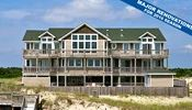Sand Break - T11896 is an Outer Banks Oceanfront vacation rental in Swan Island Estates 4x4 NC that features 14 bedrooms and 15 Full 2 Half bathrooms. This pet friendly rental has a private pool, an elevator, and a pool table among many other amenities. Click here for more.