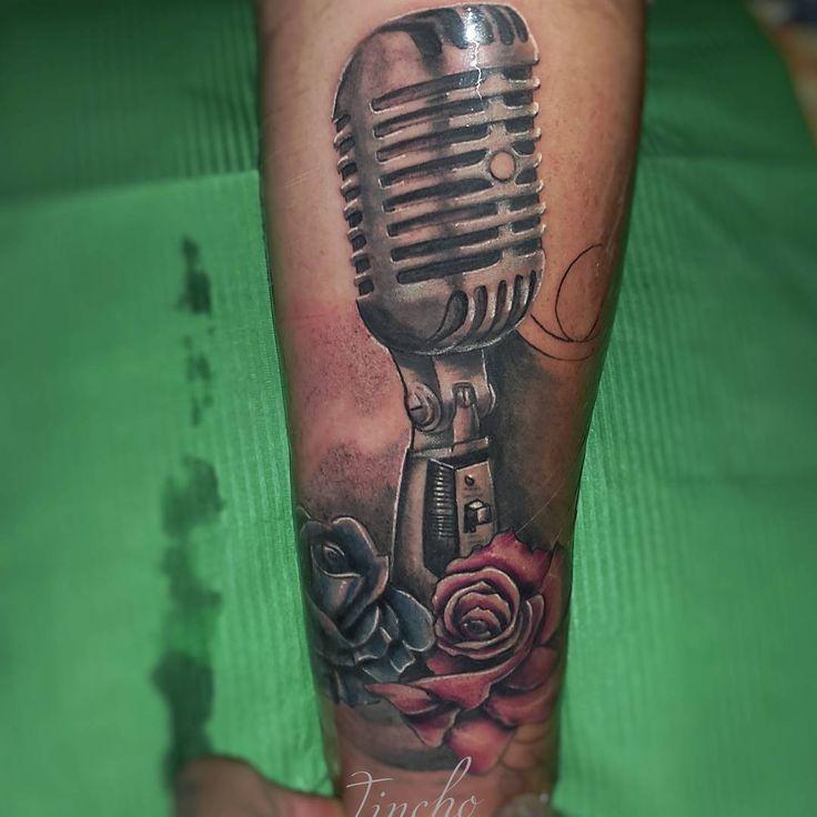 cool Top 100 music tattoos - http://4develop.com.ua/top-100-music-tattoos/ Check more at http://4develop.com.ua/top-100-music-tattoos/
