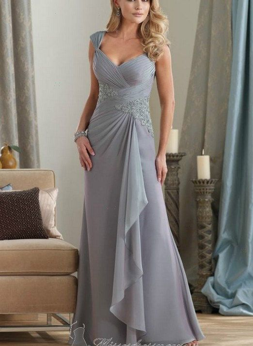 New Long Chiffon  mother of the bride dress women dress  formal evening  dress prom dress party dress on Etsy, $127.57 CAD