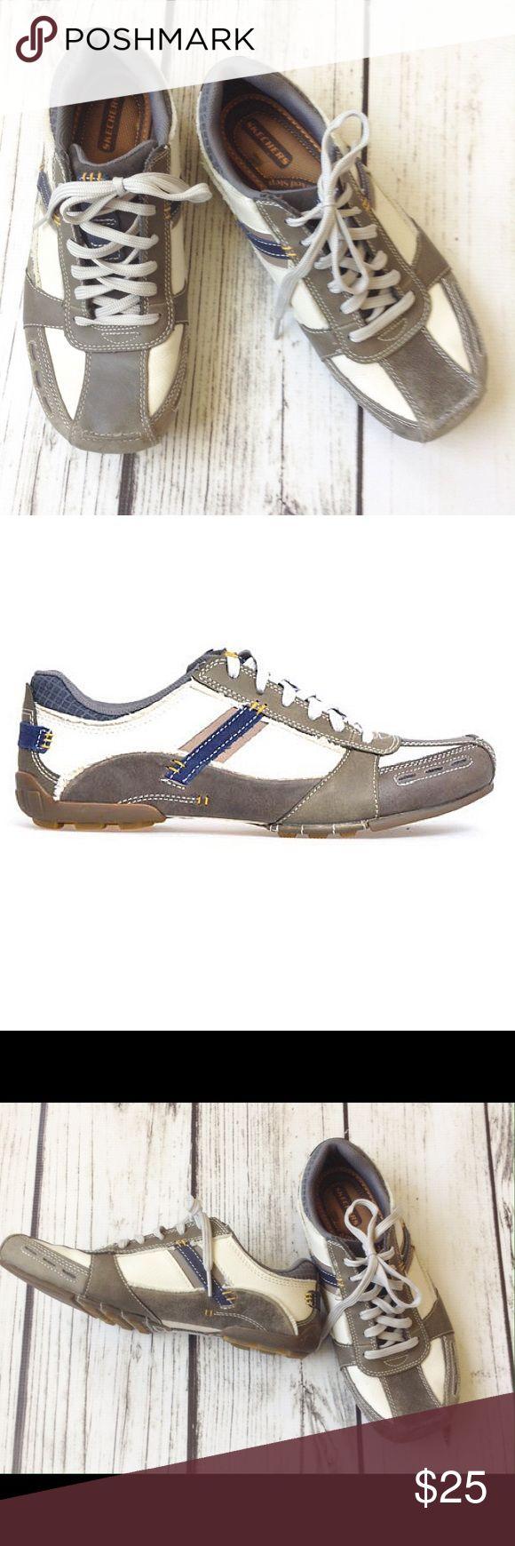 💁🏻♂️HP Men's Style💁🏻♂️ EUC men's casual tennis shoes Skechers Shoes Sneakers