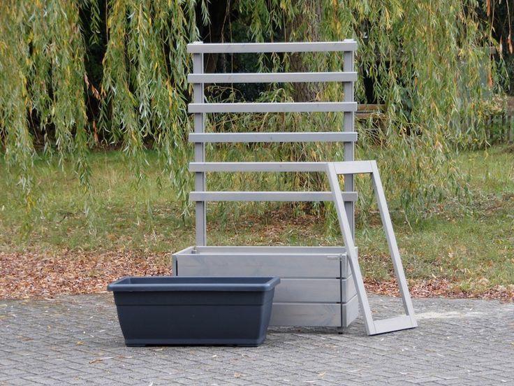 ber ideen zu pflanzkasten auf pinterest pflanzkasten holz m lltonnenbox und. Black Bedroom Furniture Sets. Home Design Ideas