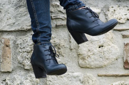 heel ankle