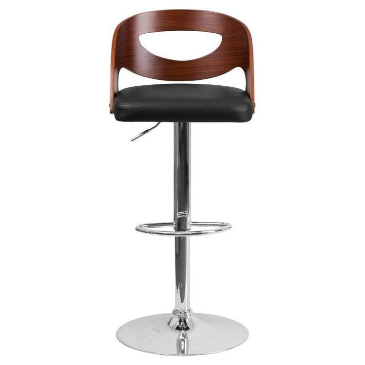 flash furniture brentwood adjustable bar stool sd2168walgg