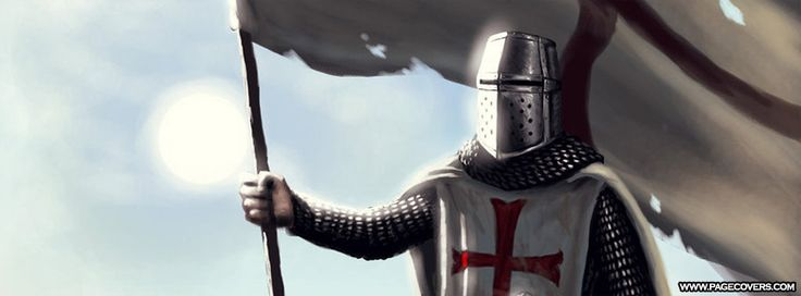 Knights Of Templar Facebook Cover - PageCovers.com