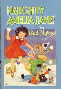 and so, my love of all things by Enid Blyton began