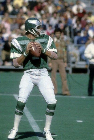 Philadelphia Eagles QB Ron Jaworski