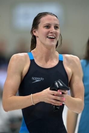 Jazz Carlin - Swimmer.