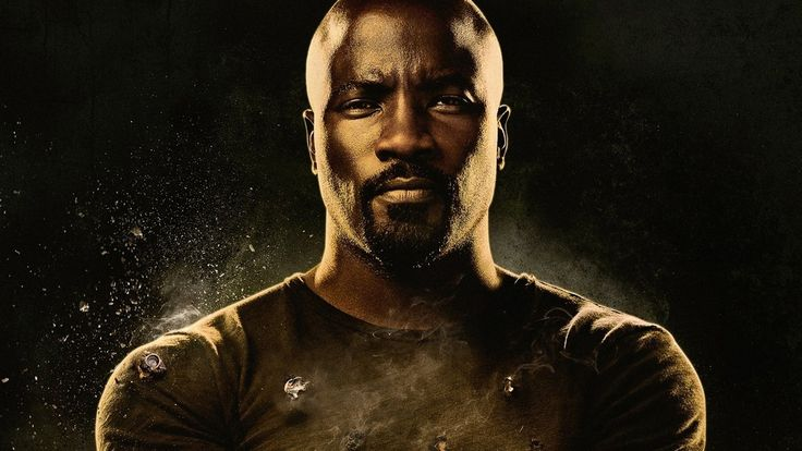 Mike Colter, Luke cage web/tv series wallpaper