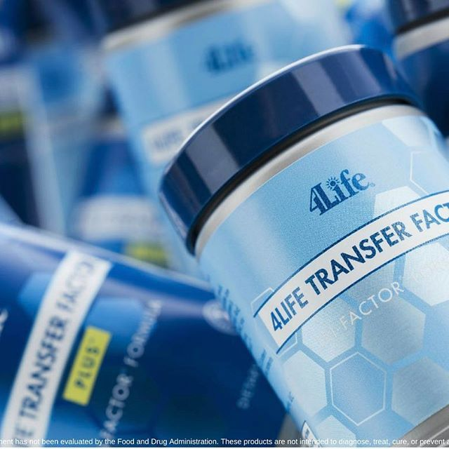 4Life Transfer Factor®️ products help your immune system recognize, respond to, and remember potential health threats.* •••••••••••••••••••••• *This statement has not been evaluated by the Food and Drug Administration. These products are not int