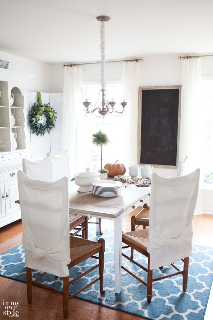 Dining room drapes dining rooms and neutral colors on for Neutral dining room colors