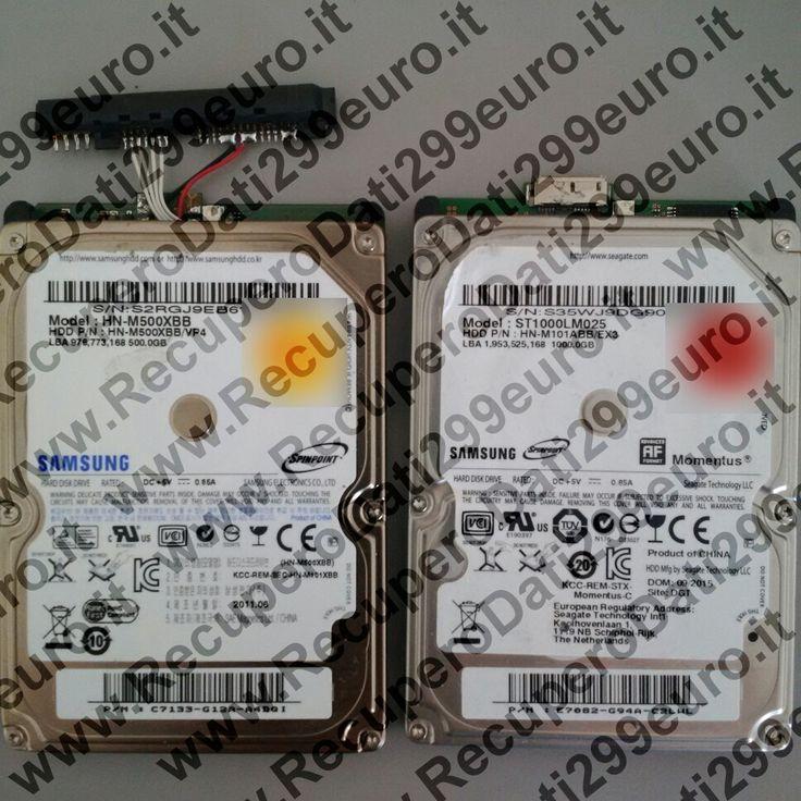 Convertire HDD da USB a SATA. Operazione necessaria per accedere al disco a basso livello e indispensabile per clonare il disco in modalità hardware con mappa delle testine e clonazione dei settori relativi alle singole testine