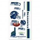 Seattle Seahawks Temporary Tattoos | #Seattle #Washington #Seahawks #SeattleSeahawks #Memorabilia #Sports #Merchandise #Football #NFL | Order Today At www.sportsnutemporium For Only $1.95
