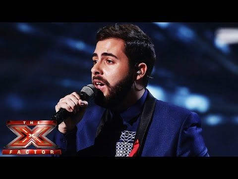 Andrea Faustini sings Sia's Chandelier | Live Week 8 | The X Factor UK 2014 - YouTube