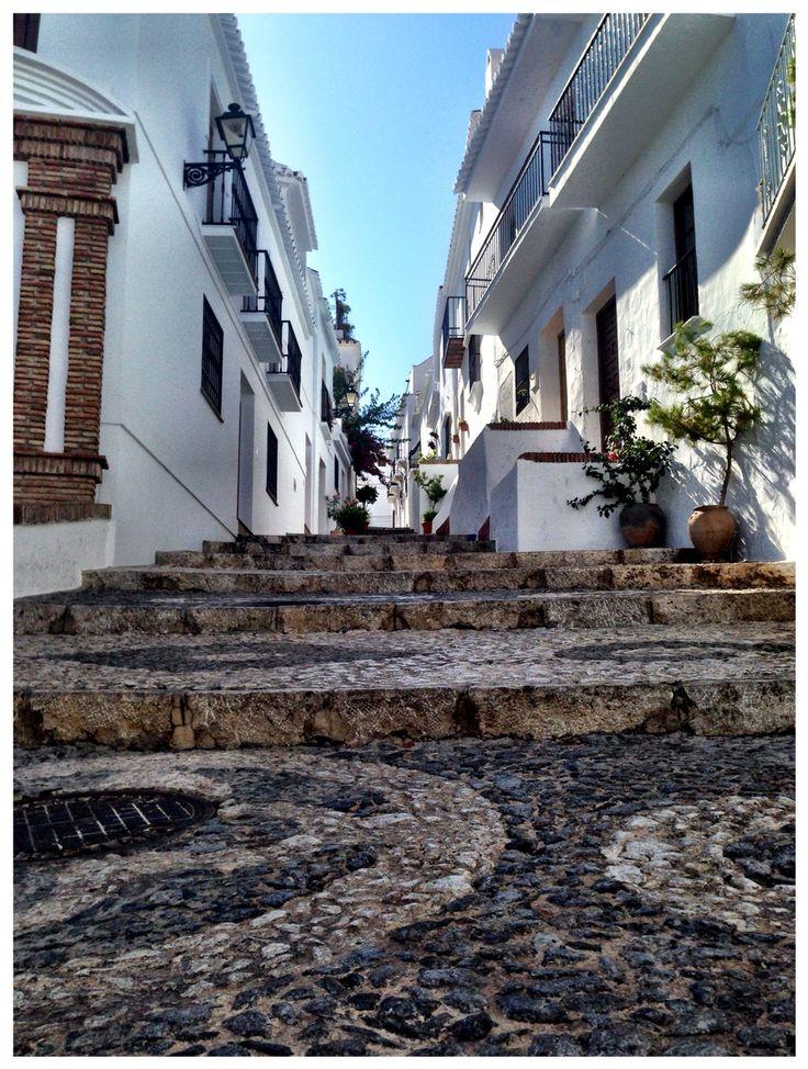 A village in Spain...