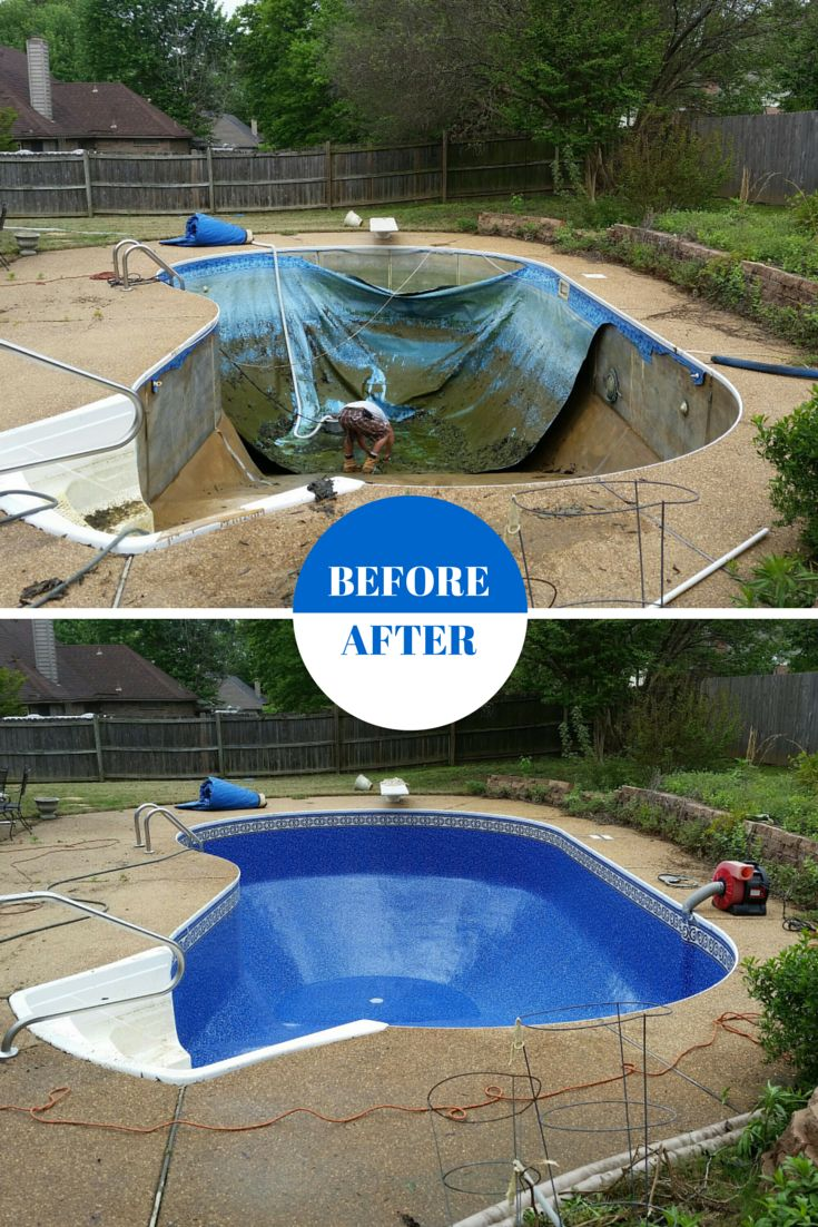 11 Best Pool Makeovers Images On Pinterest Pools