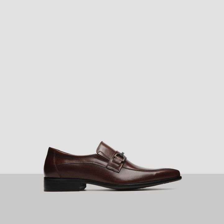 Kenneth Cole New York Perforated Slip-on Dress Loafer
