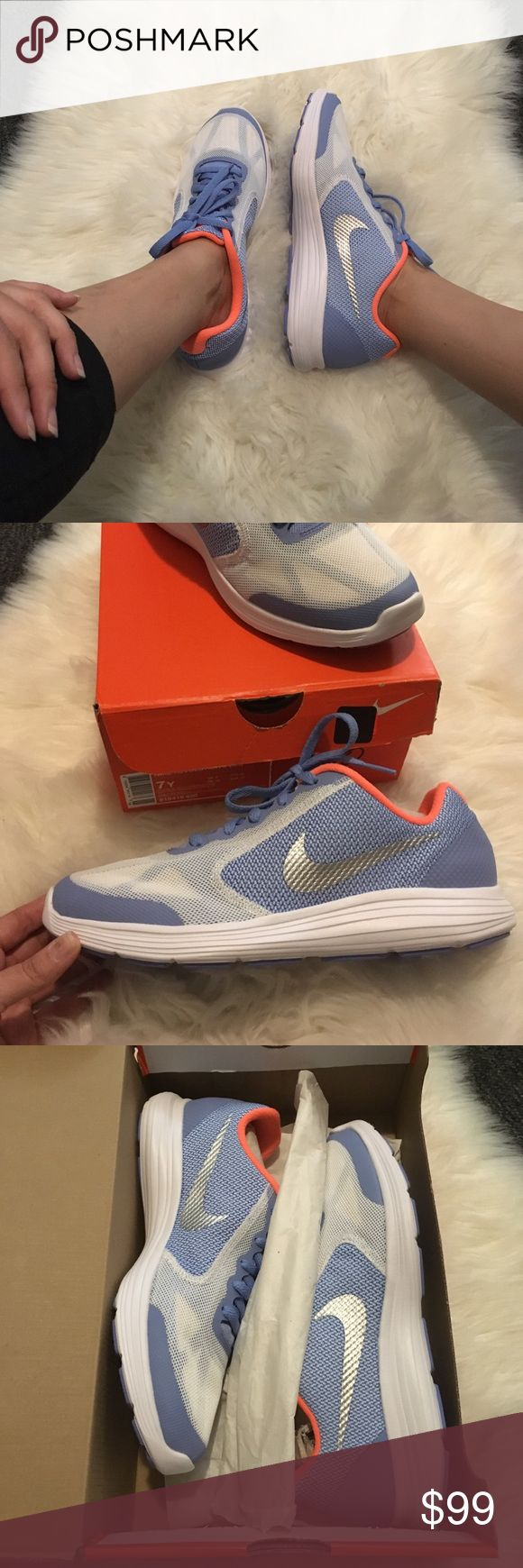 580b55a327e New Nike Revolution 3 Athletic Shoes New with Box-Sz  7 (women s)