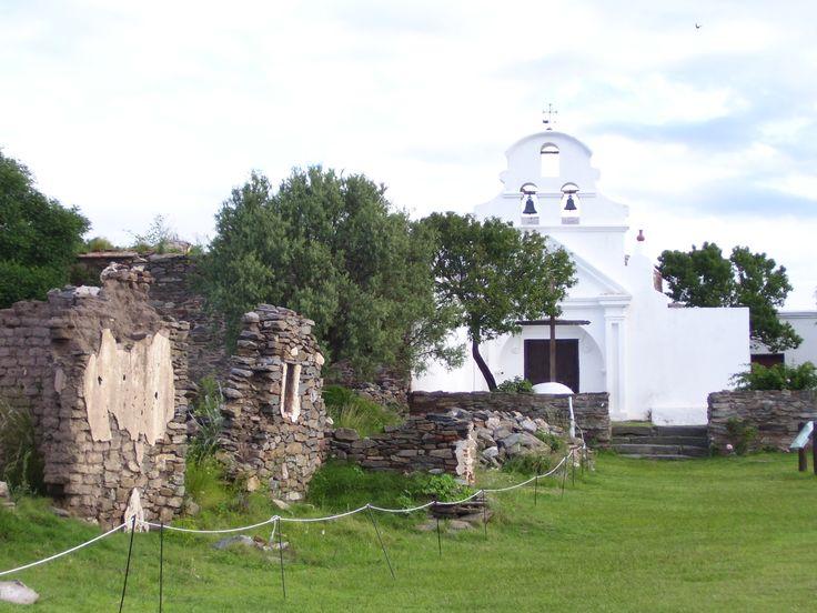Estancia jesuítica, La Candelaria