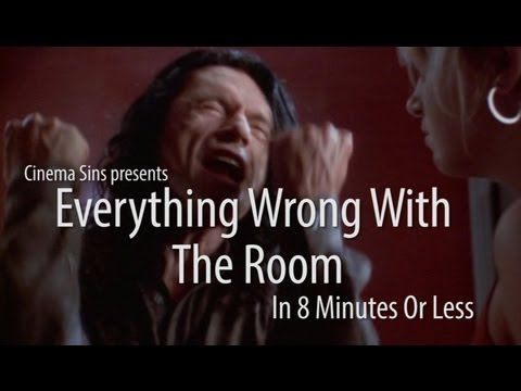 Everything Wrong with the Room... That's a pretty hefty list.