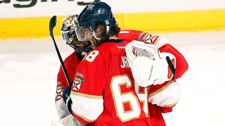 Jaromir Jagr has 1,887 points now, tied with Mark Messier for second-most in NHL history, after his three assists in the Florida Panthers' 4-3 shootout win against the Buffalo Sabres on Tuesday.