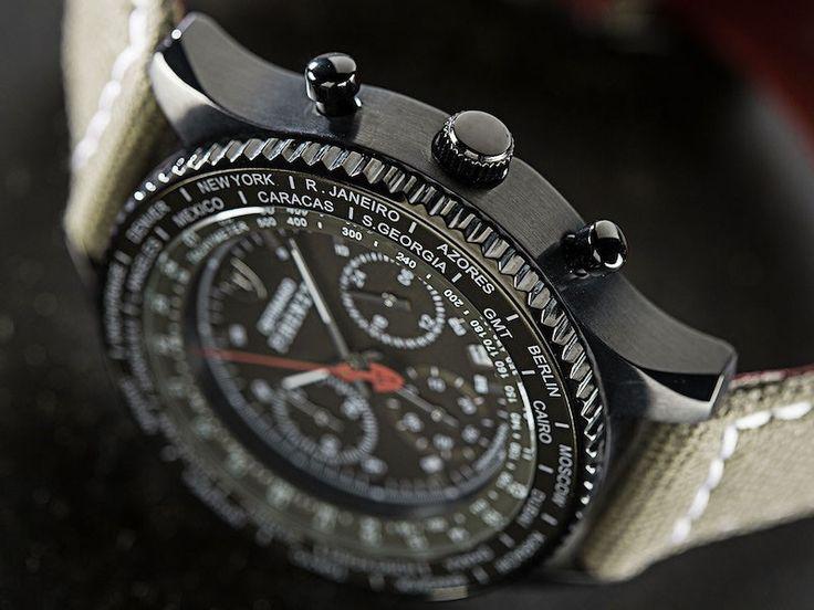 Firenze Canvas - Detomaso Motor - Timepieces - SA's #1 Shopping Boutique
