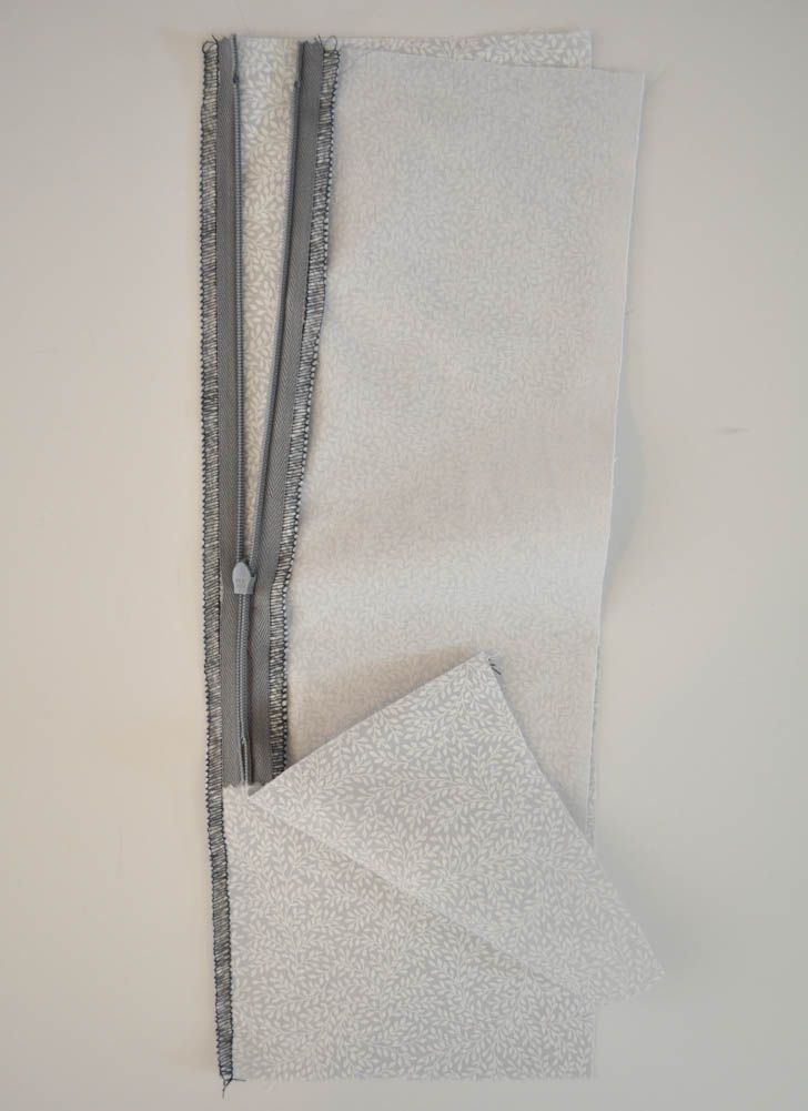How to Sew an Invisible Zipper with a Regular Zipper Foot