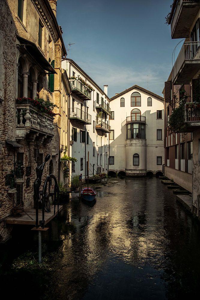 Treviso, la Venezia di terra ferma.