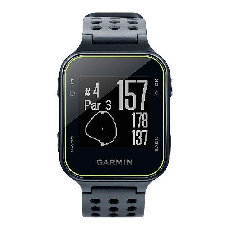 Garmin Approach S20 GPS Watch Midnight Teal Golf gps