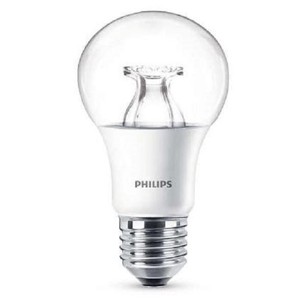 Bec LED Philips 9W E27 lumina calda http://www.etbm.ro/becuri-led