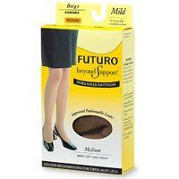 Futuro Energizing 8-15 mmHg Ultra Sheer Pantyhose For Women, Black, Large - 1 Ea by Futuro French Cut. Save 57 Off!. $12.77. Brief cut lace panty design. Soft and silky for the ultimate comfort and fit. INDICATIONS: Futuro Mild Support Pantyhose provide all of the benefits of graduated compression with the features and styling of fine fashion hosiery. Ultra Sheer materials for a natural look. Soft and silky for the ultimate comfort and fit. Brief cut lace panty design. Enhanced toe wit...