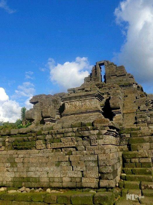 Jago Temple, Tumpang Malang, Indonesia