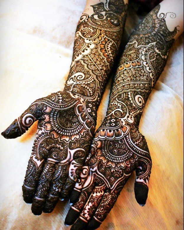 72 Best Indian Traditional Mehndi