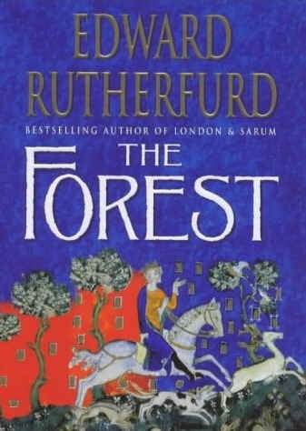 Love all of Edward Rutherfurd's books